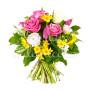 bouquet-roselline-fucsia-bianche-fiorellini-gialli