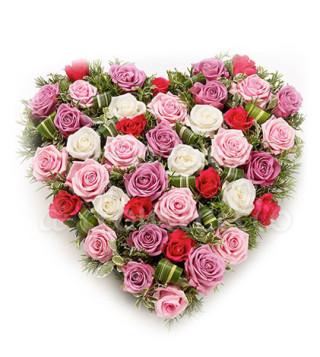 cuore-rose-rosse-rosa-e-bianche