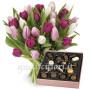bouquet-di-tulipani-rosa-bianchi-fucsia-con-scatola-di-cioccolatini