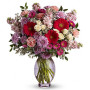 bouquet-di-fiorellini-misti-dai-toni-del-rosso