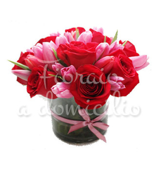 bouquet-di-rose-e-tulipani