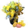 bouquet-di-mimose-e-rose-con-macaron